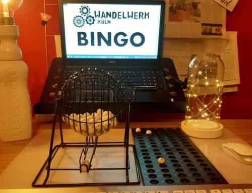 Nächstes WandelWerk-Bingo am 03.12.